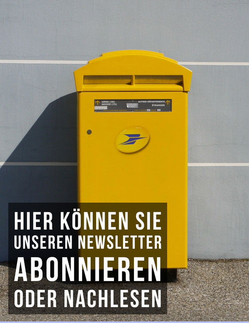 newsletter kosmetik